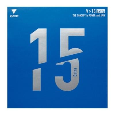 卓球ラバー VICTAS ヴィクタス V>15エキストラ V>15Extra ハイエナジーテンション裏ソフトラバー 020461 ビクタス