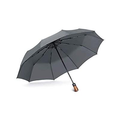 【イチオシ厳選】CHENHAN Umbrella Windproof Vinyl Three-fold Car Travel Umbrella, Folding Co