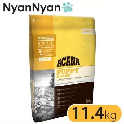 アカナ ACANA パピー&ジュニア 11.4kg リニューアル済