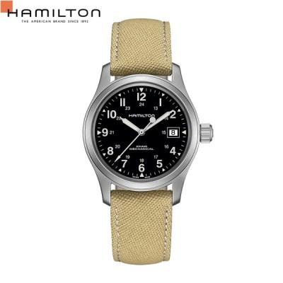 ハミルトン カーキ フィールド メカニカル H69439933 機械式 メンズ腕時計 正規品