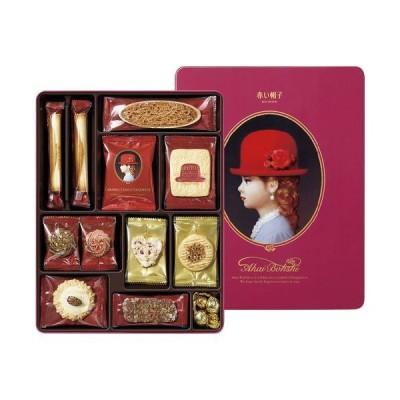 内祝い 内祝 お返し スイーツ ギフト 詰め合わせ 赤い帽子 お菓子 焼き菓子 ピンク (6)