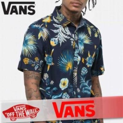 VANS バンズ シャツ 長袖 メンズ ボタンダウンシャツ カジュアル XS~XXL トップス 新作 ヴァンズ