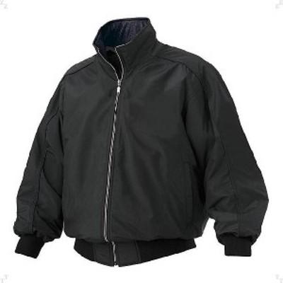 DESCENTE ヤキュウ ソフト JRエラスチック チタンサーモジャケット 16SS ブラック グランドコート(jdr204-blk)