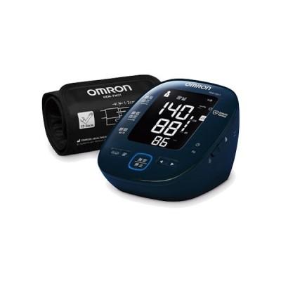 OMRON HEM-7281T ダークネイビー [上腕式血圧計(Bluetooth通信機能搭載)] 医療計測器