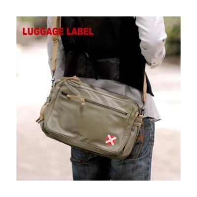 吉田カバン 吉田かばん ラゲッジレーベル LUGGAGE LABEL ショルダーバッグ 951-09240 LINER ライナー メンズ 人気 ギフト マチ拡張 誕生日 送料無料 母の日