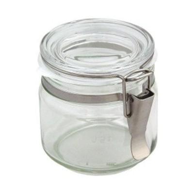 全品P5~10倍 アデリア 抗菌密封保存容器 500 550mL M-6687