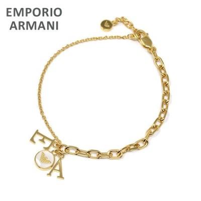エンポリオ アルマーニ ブレスレット EG3422710 ゴールド EMPORIO ARMANI イーグルマーク アクセサリー レディース