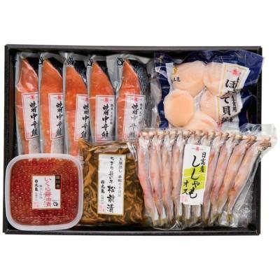 札幌円山/鮭乃丸亀 焼用中辛鮭バラエティ詰合せ