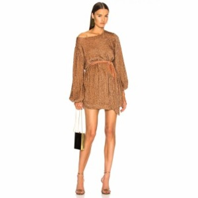 レトロフェット retrofete レディース ワンピース ワンピース・ドレス Grace Dress Bronze