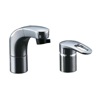 LIXILLIXIL 化粧台向けホース引出洗髪シャワー水栓 RLF-682YN (直送品)