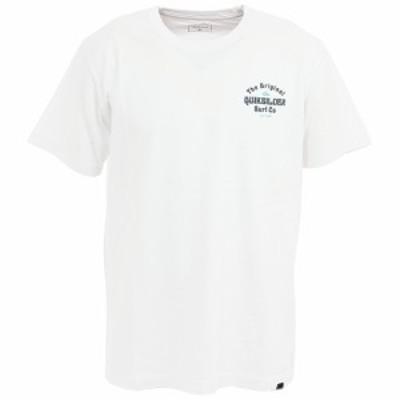 クイックシルバー(Quiksilver)半袖 ロゴプリントTシャツ 201TY-05 20SP QST201604 YWHT …