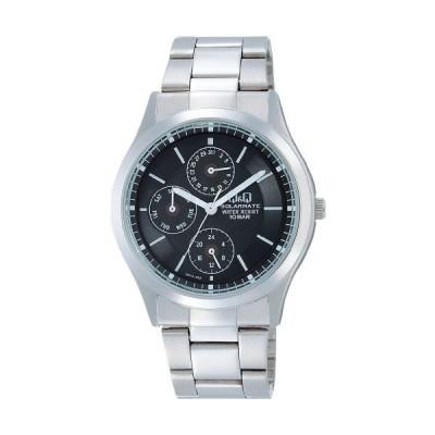 [シチズン Q&Q] 腕時計 SOLARMATE (ソーラーメイト) H014-202 シルバー
