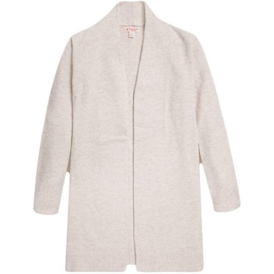 Brooks Brothers(ブルックス ブラザーズ) ◆FW20◆ SWT WOOL BLND LONG CARDIGAN Med Grey 10