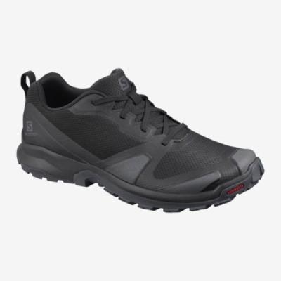 スニーカー メンズ ランニングシューズ メンズ 靴 メンズ XA COLLIDER BLACK/EBONY/BLACK  (SAM)(QCB02)