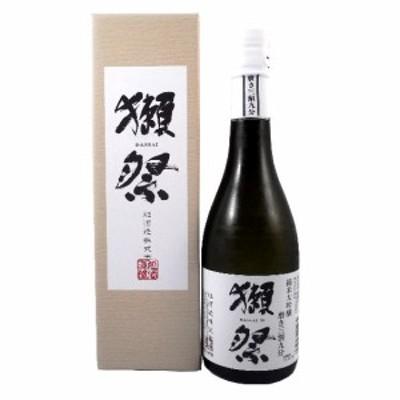 日本酒 獺祭 だっさい 純米大吟醸 磨き三割九分 専用カートン入り 720ml 山口県 旭酒造 39 正規販売店