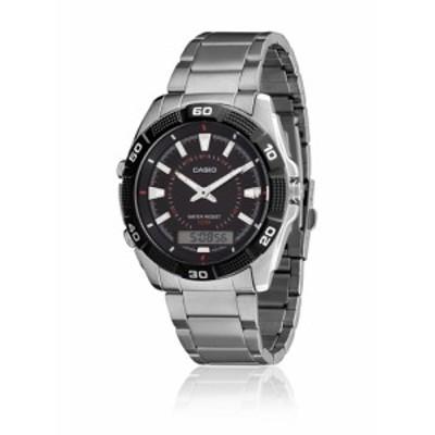 腕時計 カシオ メンズ Casio General Men's Watches Analog-Digital Combination MTA-1010D-1AVDF - WW