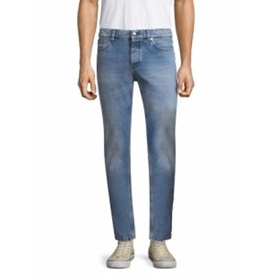 イロ メンズ パンツ デニム ジーンズ Kent Straight Leg jeans