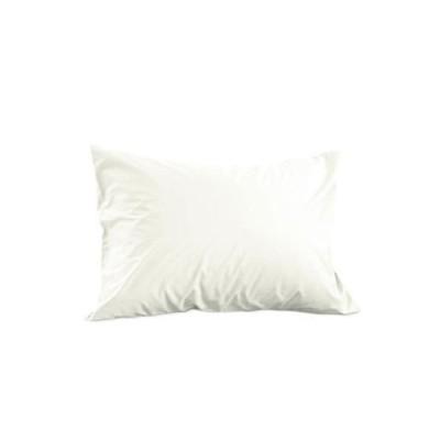 Fab the Home 枕カバー ホワイト 43x63cm用 ソリッド FH112811-100
