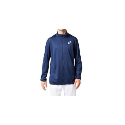 アシックス トレーニングジャケット(2091a176-400)