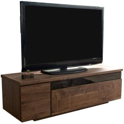 アイリスプラザ テレビ台 40インチ テレビボード 国産 大容量 収納 幅120cm 完成品 ウォルナット