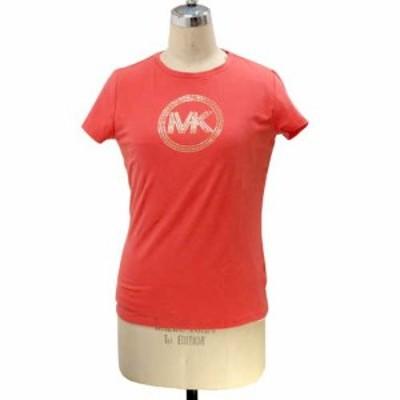MICHAEL KORS マイケルコース アウトレット Circle Logo Tシャツ  JS35E63D41 CO