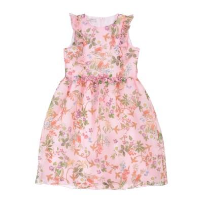 PINKO UP ワンピース&ドレス ピンク 12 ポリエステル 100% ワンピース&ドレス