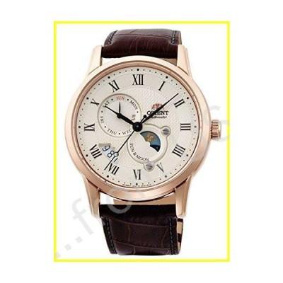 全国送料無料 オリエントORIENT クラシック SUNMOON 機械式 腕時計 RN-AK0001S メンズ