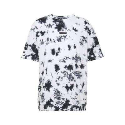 グッドフォーナッシング Tシャツ メンズ トップス Print T-shirt - black