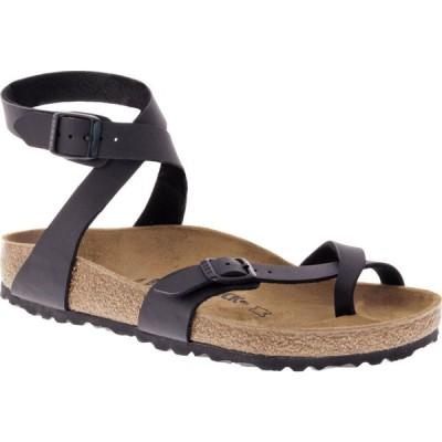 ビルケンシュトック Birkenstock レディース サンダル・ミュール シューズ・靴 Yara Sandals Black