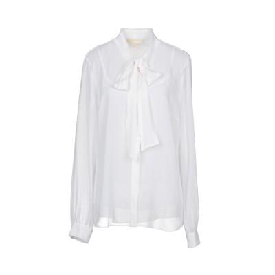 マイケル マイケル コース MICHAEL MICHAEL KORS シャツ ホワイト M 100% ポリエステル シャツ