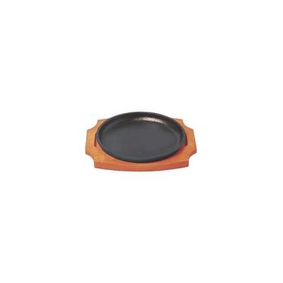 ステーキ皿304丸型小 CD:301012