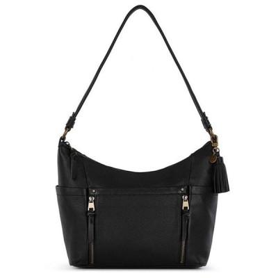 ザサック レディース ショルダーバッグ バッグ Collective Keira Zip Pocket Hobo Bag