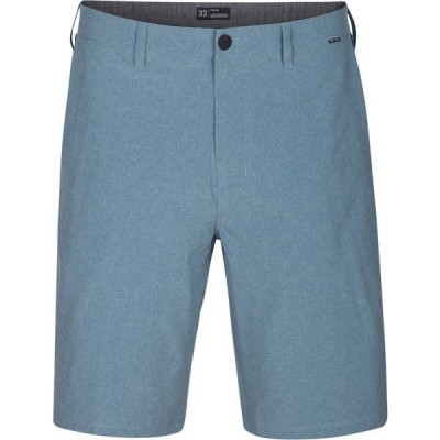 ハーレー カジュアルパンツ ボトムス メンズ Hurley Men's Phantom Hybrid Shorts (Regular and Big & Tall) NoiseAqua