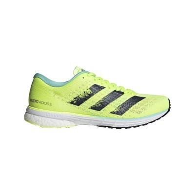 adidas 11_ADIZEROJAPAN5W (H68736) [色 : ハイレゾYEL/クルー] [サイズ : 230]