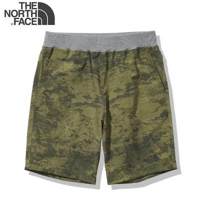 THE NORTH FACE ザ・ノースフェイス ノベルティートレーニングリブショート(メンズ) Novelty Training Rib Short  NB91794 2021新作 ショートパンツ