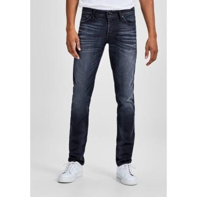 ジャック アンド ジョーンズ デニムパンツ メンズ ボトムス GLENN  - Slim fit jeans - blue denim