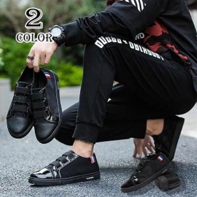 スニーカー デッキシューズ メンズ オックスフォード カジュアル 春 夏 秋 ローファー 通勤 オフィス 靴 スリッポン シンプル