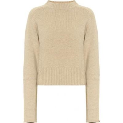 エクストリーム カシミア Extreme Cashmere レディース ニット・セーター トップス N? 152 Cherie Stretch-Cashmere Sweater Latte