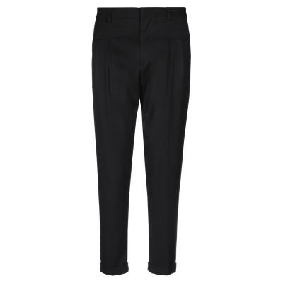 JEANSENG パンツ ブラック 40 ポリエステル 65% / ウール 35% パンツ