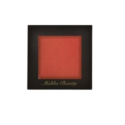 【ゆうパケット発送可能】マリブビューティー シングルアイシャドウ レッドコレクション アップルレッド MBRD-01