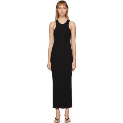 トーテム Toteme レディース ワンピース タンクドレス ワンピース・ドレス Black Espera Tank Dress Black