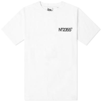 アイタースロープ Aitor Throups TheDSA メンズ Tシャツ トップス Aitor Throup's TheDSA NO2355 Tee White