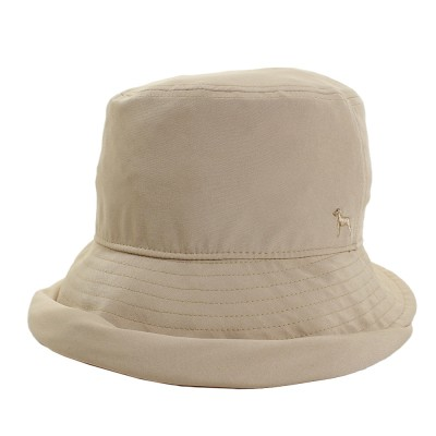 HUITIEME帽子 ハット LITTLE SHADE GHAT HU18S898SST007 BEG 日よけベージュ