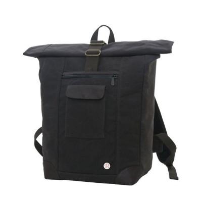 トーケン Token レディース バックパック・リュック バッグ Waxed Montrose Backpack Dark Brown