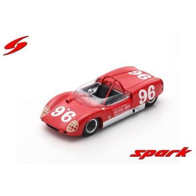 Spark 1/43 (43DA62) LOTUS 19 NO.96 WINNER DAYTONA 1962 DAN GURNEY