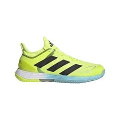 adidas(アディダス)(送料無料)adidas(アディダス)メンズテニスシューズ アディゼロ ウーバーソニック 4 テニス / Adizero Ubersonic 4 Tennis LAF68 FX1365 メンズ ソーラーイエロー/コアブラック/ヘイジースカイ