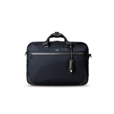 【カバンのセレクション】 ペッレモルビダ ブリーフケース ビジネスバッグ 3WAY リュック メンズ A4 B4 防水 PELLE MORBIDA HYD007 ユニセックス ネイビー フリー Bag&Luggage SELECTION