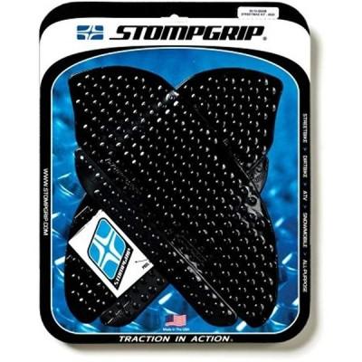 トラクションパッド タンクキット VOLCANO CBR600RR 07-12[55-2006B](ブラック)