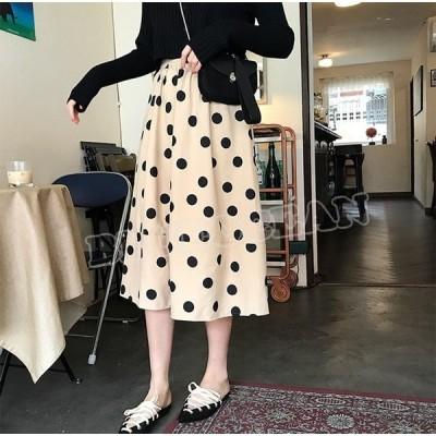 ひざスカート レディース 品質アップ スカート 春夏 デニムスカート 通勤 20代 30代 40代 かわいい
