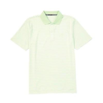 サウザーンタイド レディース シャツ トップス Roster Stripe Performance Stretch Short-Sleeve Polo Shirt
